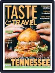 Taste and Travel International (Digital) Subscription October 1st, 2019 Issue