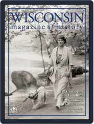 Wisconsin Magazine Of History (Digital) Subscription March 1st, 2016 Issue