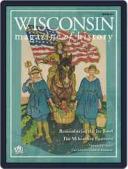 Wisconsin Magazine Of History (Digital) Subscription December 1st, 2017 Issue