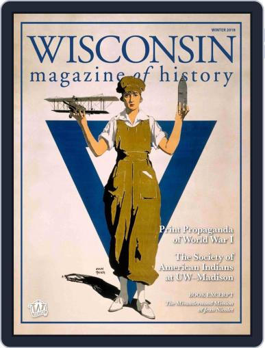 Wisconsin Magazine Of History December 1st, 2018 Digital Back Issue Cover