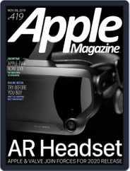 Apple (Digital) Subscription November 8th, 2019 Issue