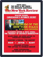 The New York Review of Books (Digital) Subscription October 10th, 2012 Issue