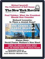 The New York Review of Books (Digital) Subscription November 21st, 2012 Issue