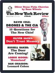 The New York Review of Books (Digital) Subscription February 1st, 2013 Issue