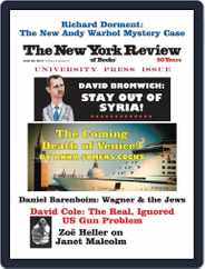 The New York Review of Books (Digital) Subscription May 31st, 2013 Issue