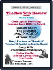 The New York Review of Books (Digital) Subscription March 31st, 2017 Issue