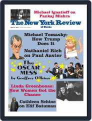 The New York Review of Books (Digital) Subscription April 6th, 2017 Issue