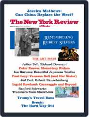 The New York Review of Books (Digital) Subscription May 11th, 2017 Issue