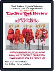 The New York Review of Books (Digital) Subscription September 28th, 2017 Issue