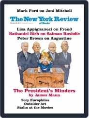 The New York Review of Books (Digital) Subscription October 26th, 2017 Issue