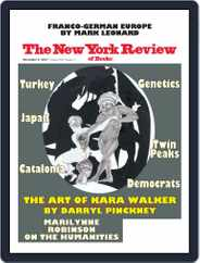 The New York Review of Books (Digital) Subscription November 9th, 2017 Issue