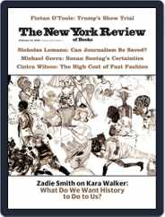 The New York Review of Books (Digital) Subscription February 27th, 2020 Issue