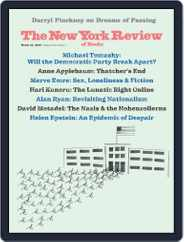 The New York Review of Books (Digital) Subscription March 26th, 2020 Issue