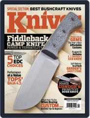 Knives Illustrated (Digital) Subscription October 31st, 2015 Issue