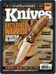 Knives Illustrated (Digital) Subscription March 1st, 2016 Issue
