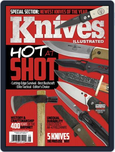 Knives Illustrated (Digital) May 1st, 2016 Issue Cover