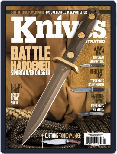 Knives Illustrated (Digital) November 1st, 2016 Issue Cover