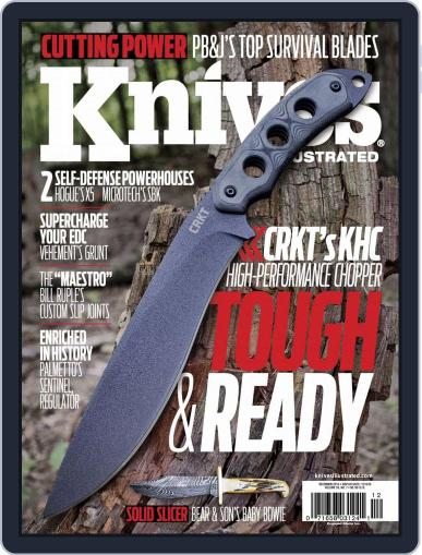 Knives Illustrated (Digital) December 1st, 2016 Issue Cover