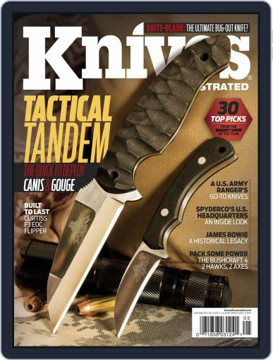 Knives Illustrated (Digital) April 4th, 2017 Issue Cover