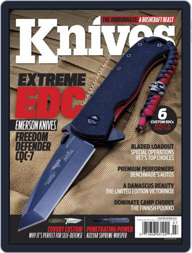 Knives Illustrated (Digital) July 1st, 2017 Issue Cover