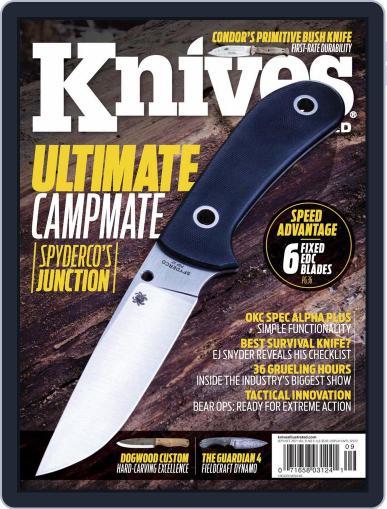 Knives Illustrated (Digital) September 1st, 2017 Issue Cover