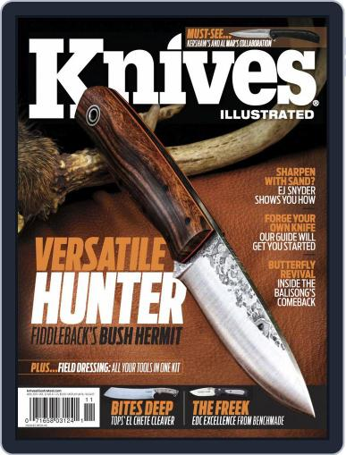 Knives Illustrated (Digital) November 1st, 2017 Issue Cover