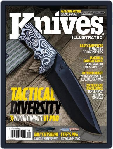 Knives Illustrated (Digital) December 1st, 2017 Issue Cover
