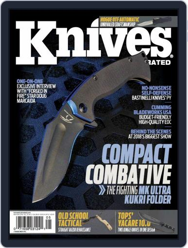 Knives Illustrated (Digital) May 1st, 2018 Issue Cover