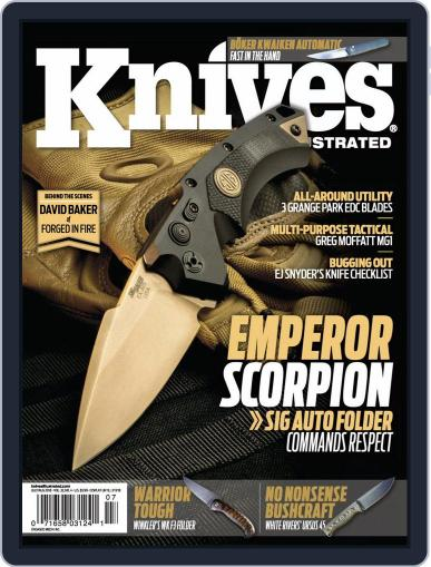 Knives Illustrated (Digital) July 1st, 2018 Issue Cover
