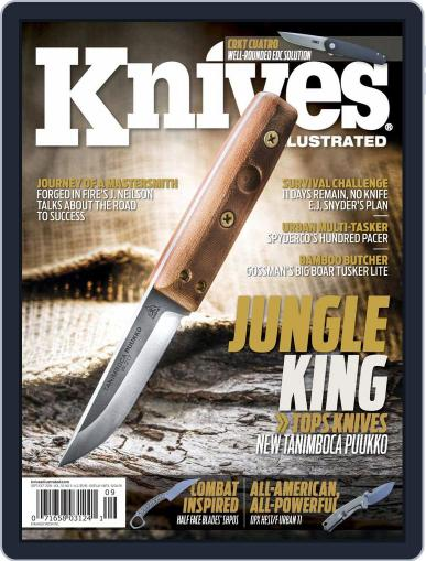 Knives Illustrated (Digital) September 1st, 2018 Issue Cover