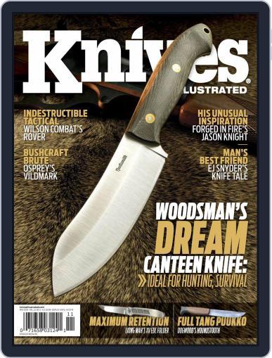 Knives Illustrated (Digital) November 1st, 2018 Issue Cover
