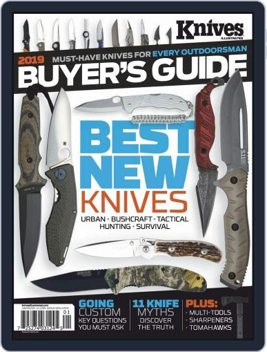 Knives Illustrated (Digital) January 1st, 2019 Issue Cover
