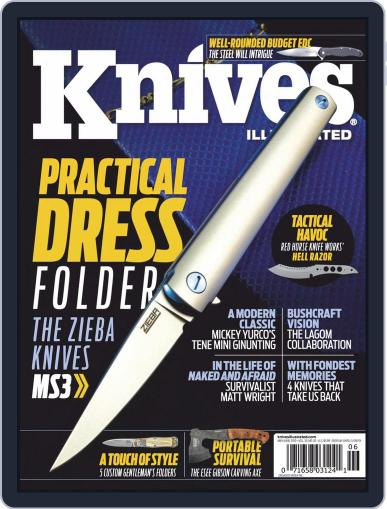 Knives Illustrated (Digital) May 1st, 2019 Issue Cover