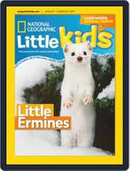National Geographic Little Kids (Digital) Subscription January 1st, 2019 Issue