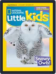 National Geographic Little Kids (Digital) Subscription November 1st, 2019 Issue