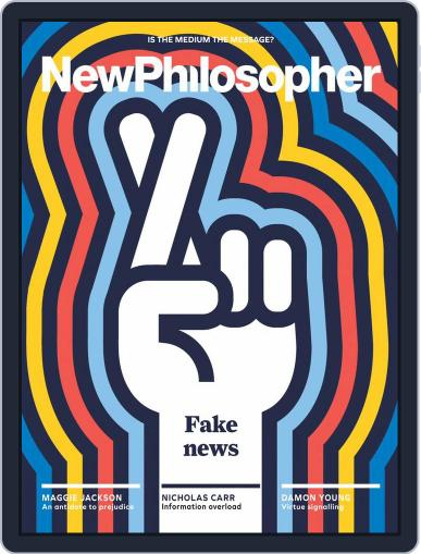 New Philosopher (Digital) August 1st, 2017 Issue Cover