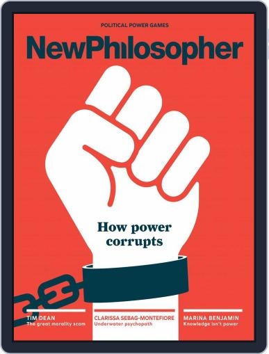 New Philosopher (Digital) August 1st, 2018 Issue Cover