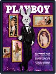 Playboy (Digital) Subscription January 1st, 2017 Issue