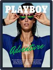 Playboy (Digital) Subscription July 1st, 2017 Issue