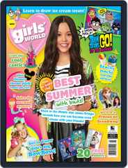 Girls' World (Digital) Subscription August 1st, 2018 Issue