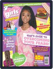Girls' World (Digital) Subscription December 1st, 2018 Issue