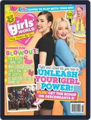 Girls' World (Digital) Subscription August 1st, 2019 Issue