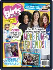Girls' World (Digital) Subscription November 1st, 2019 Issue