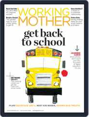 Working Mother (Digital) Subscription August 7th, 2012 Issue