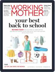 Working Mother (Digital) Subscription August 6th, 2013 Issue
