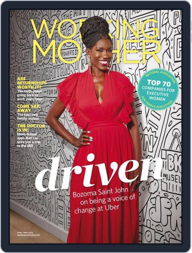 Working Mother (Digital) April 1st, 2018 Issue Cover