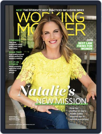 Working Mother (Digital) August 1st, 2018 Issue Cover