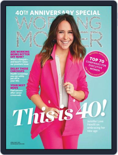 Working Mother (Digital) April 1st, 2019 Issue Cover