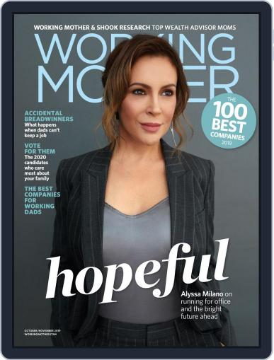 Working Mother (Digital) October 1st, 2019 Issue Cover