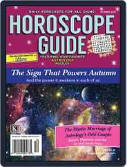 Horoscope Guide (Digital) Subscription October 1st, 2019 Issue